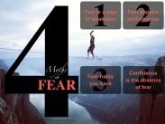 4 Myths of Fear | Nathan Wood Consulting