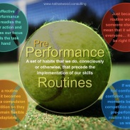 Pre-Performance Routines | Nathan Wood Consulting